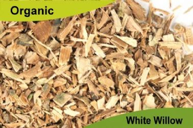 Organic White Willow Bark 500gm